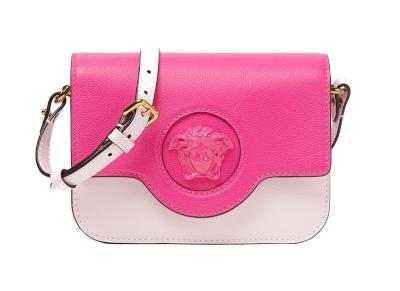 Versace La Medusa Small Shoulder Bag